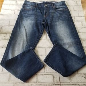 Gap1969 Sexy Boyfriend Cropped Jeans 28r